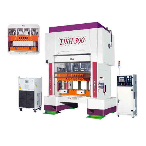 H Frame Double-Point High Speed Press TJSH-300T
